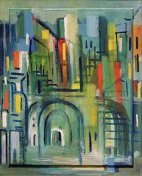 Via della Sapienza, 1 by Ingrid Knaus