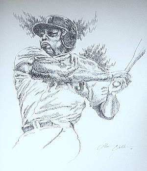 Viadimir Guerrero by Otis  Cobb