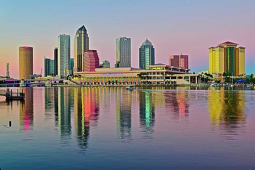 Frozen in Time Fine Art Photography - Vibrant Colors of Tampa
