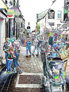 Vibrant Galway by Carol Lynch