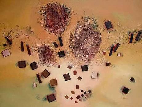 Vibrant I by Farhan Abouassali