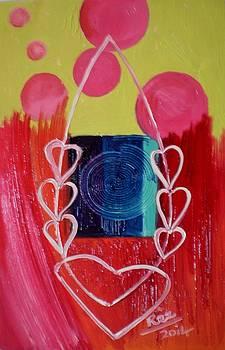 Rizwana A Mundewadi - Vibrant Love
