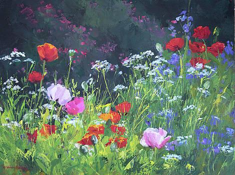 Vibrant Spring by Kit Hevron Mahoney