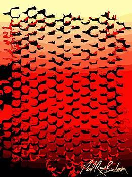 Vibrational bricks by Neal Barbosa