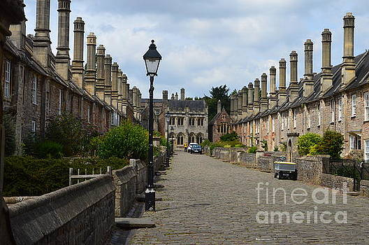 Vicars Close by Andy Thompson