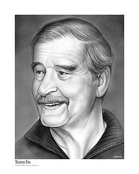 Vicente Fox by Greg Joens