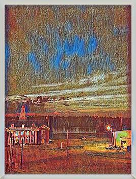 Vicksburg by Cletis Stump