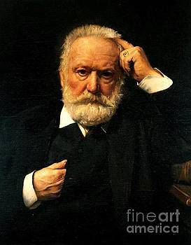 Victor Hugo  by Reproduction