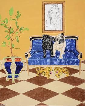 Victoria and Albert by Pamela Trueblood