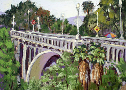 Victoria Bridge Afternoon by Patricia Rose Ford