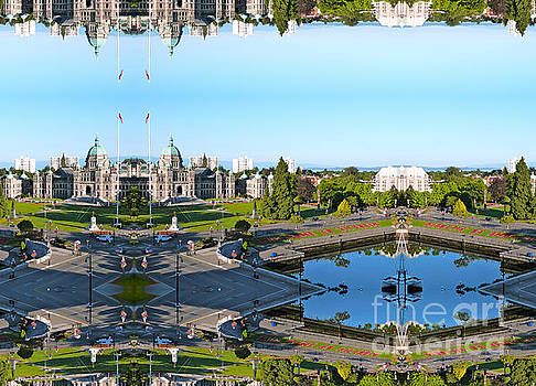 Victoria Capital - Reflected by Tin Tran