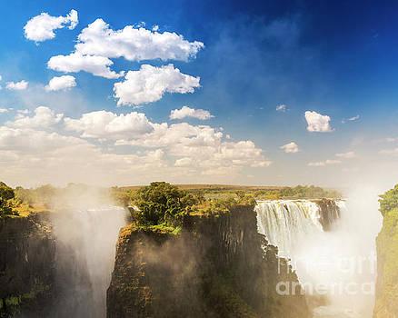Tim Hester - Victoria Falls Africa