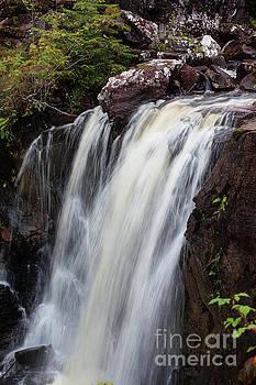 Victoria Falls Scotland by Diane Macdonald