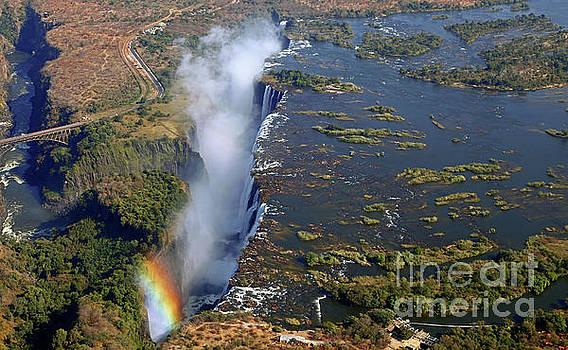 Victoria Falls, Zambia by Wibke W