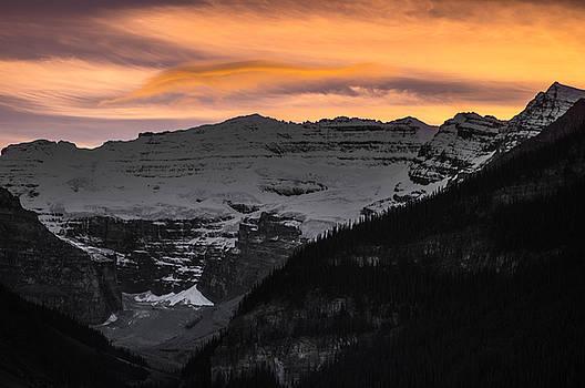 Jedediah Hohf - Victoria Mountain