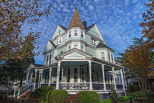 Victorian House by Brian Wallace
