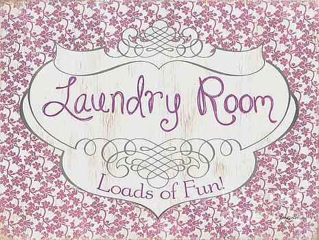 Victorian Laundry Room by Debbie DeWitt