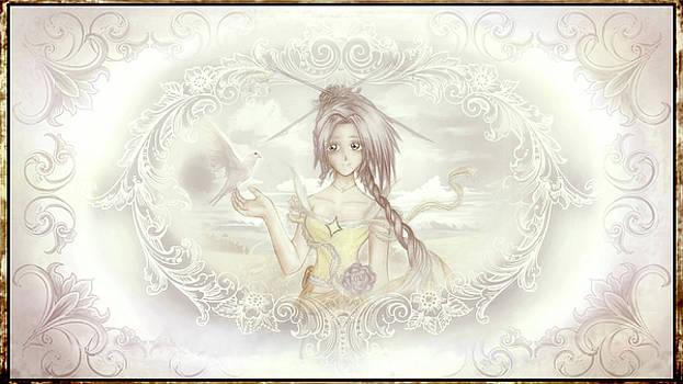 Victorian Princess Altiana by Shawn Dall
