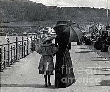 Val Byrne - Victorian Standards along the Prom
