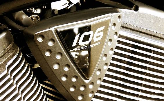 Victory Motorcycles 2 by Marcello Cicchini