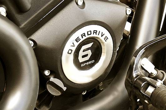Victory Motorcycles 3 by Marcello Cicchini