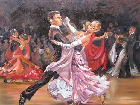 Vienesse Waltz by Ekaterina Pozdniakova
