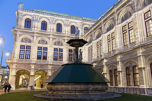 Ramunas Bruzas - Vienna State Opera