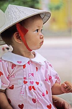 Vietnam Child by Rich Walter