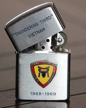 Vietnam Lighter by Gary Canant