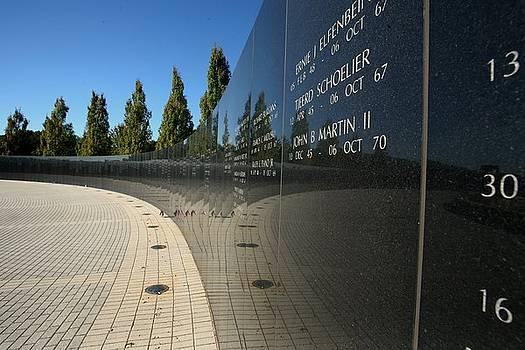 Chuck Kuhn - Vietnam Memorial NJ