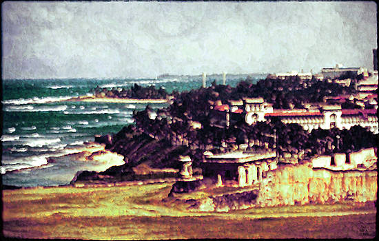View from Castillo de San Cristobal by Rora