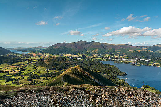 View from Catbells by Stuart Gennery