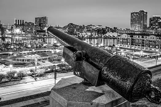 View from Federal Hill by Wayne King