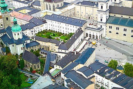 Robert Meyers-Lussier - View from Festung Hohensalzburg 2