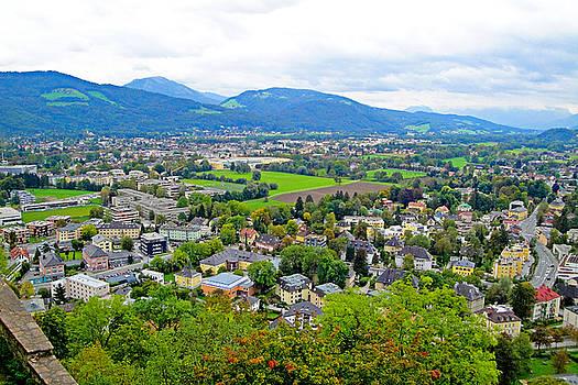 Robert Meyers-Lussier - View from Festung Hohensalzburg 3