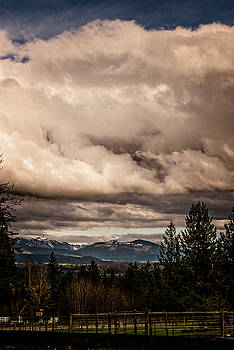 View from Flicka Farm by Frank Winters