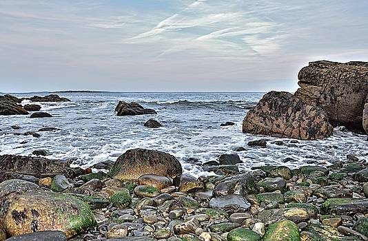 Robert Hayes - View From Fort Williams Park 02