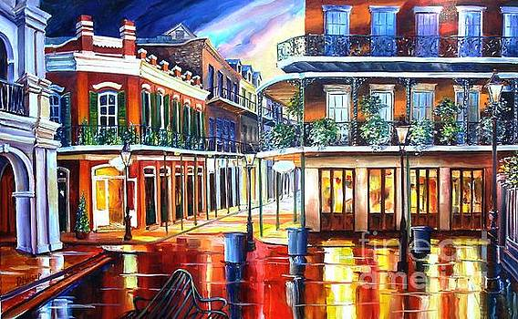 View from Jackson Square by Diane Millsap