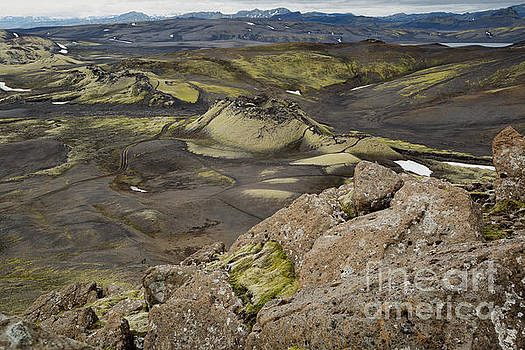 View from Laki by Stuart Gordon
