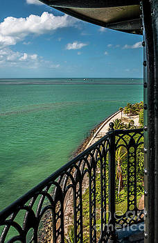 View from Lighthouse balcony by Thomas Levine