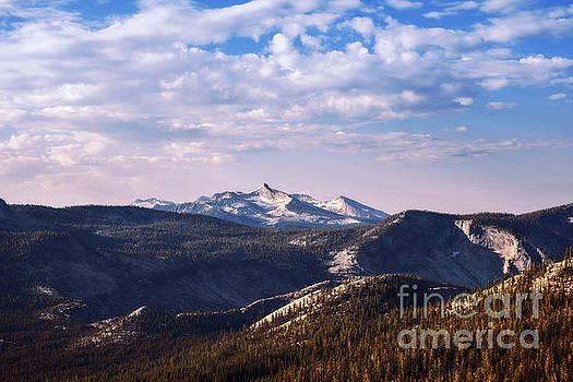 View from May Lake by Sharon Seaward