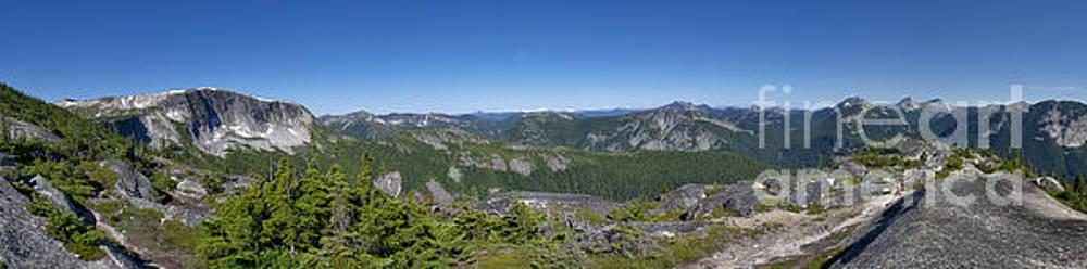 Rod Wiens - View from Needle Peak