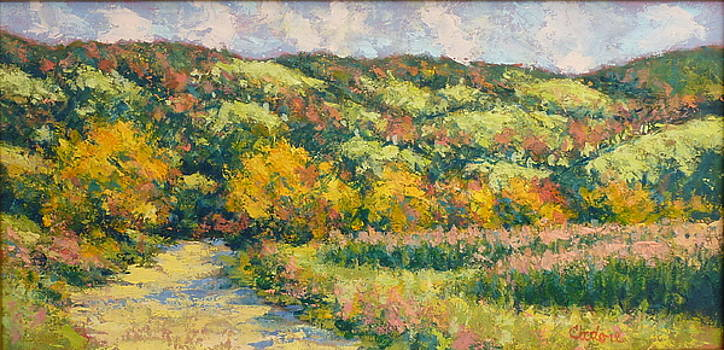 View from Pine Plains by Gene Cadore
