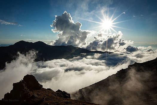 View from Ptarmigan Peak by Tim Newton
