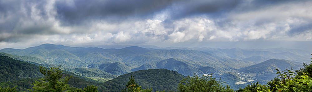 Heather Applegate - View from Roan Mountain