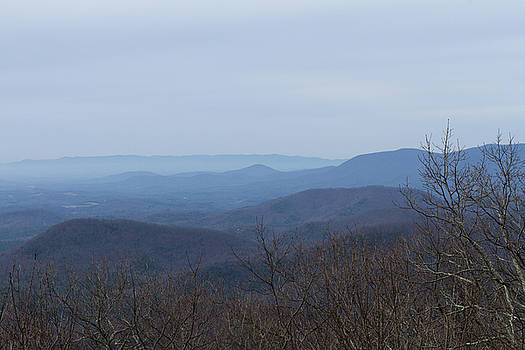 Paul Rebmann - View from Springer Mountain
