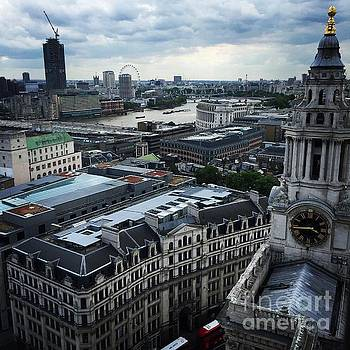 View from St. Paul's by Jennifer Ansier