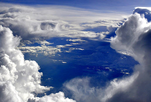 Bliss Of Art - View from the clouds
