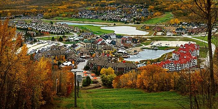 Jeff S PhotoArt - View from the mountain