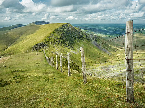 View From the Rangers Path by Nick Bywater